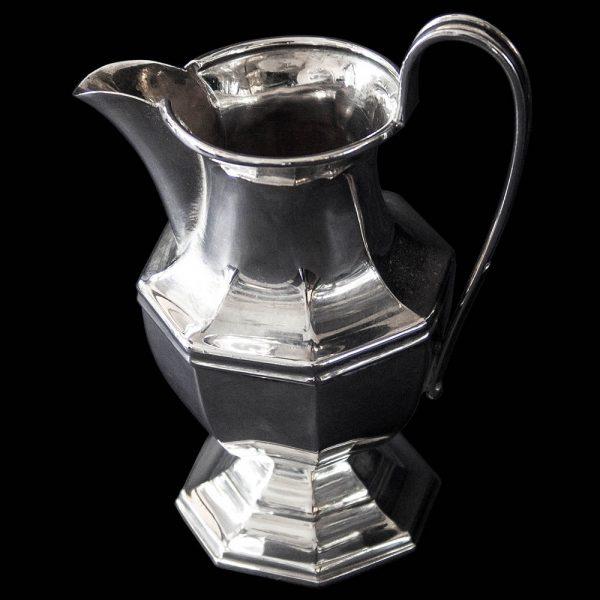 English Sterling Silver Cream Jug