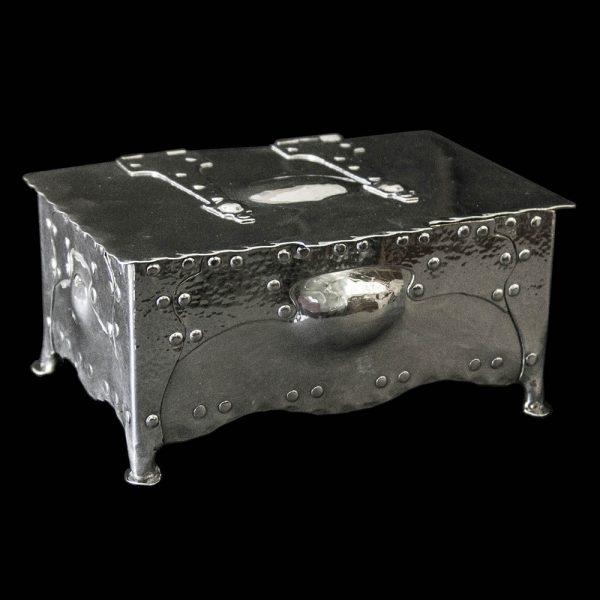 Heath & Middleton (Hukin and Heath Ltd) Art Nouveau Box