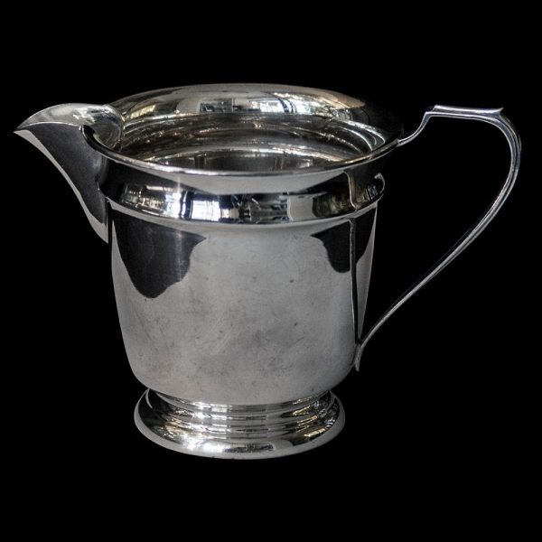 Sterling Silver Cream or Milk Jug