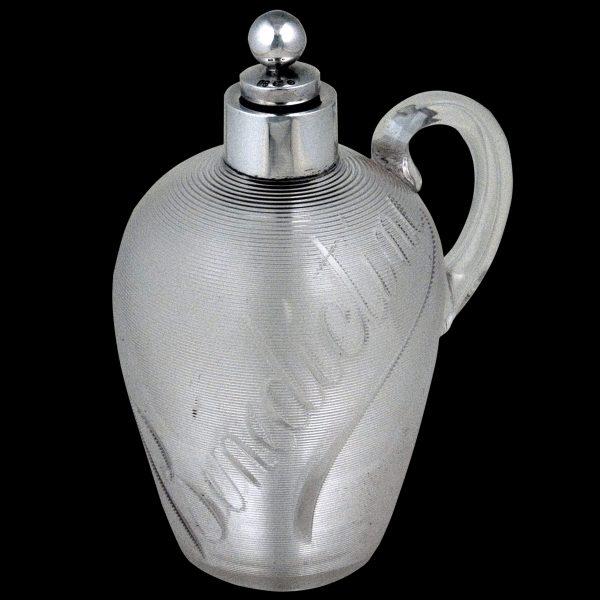 Antique Silver Decanter