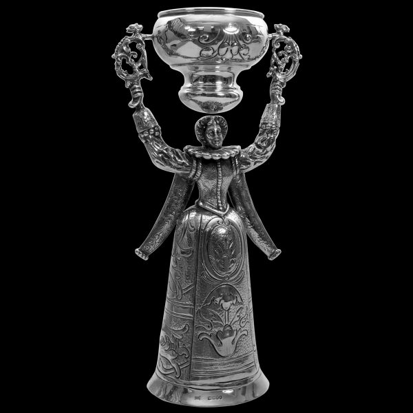 Antique silver Wager Cup