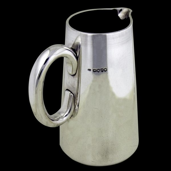 Antique Silver Water Jug