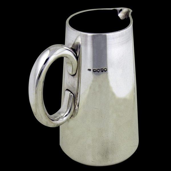 Antique Silver Water Jug