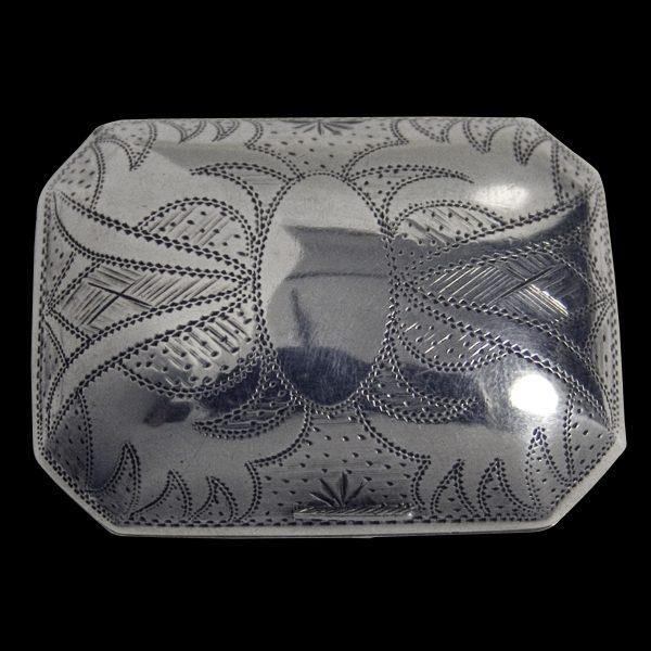 Antique Silver Vinaigrette