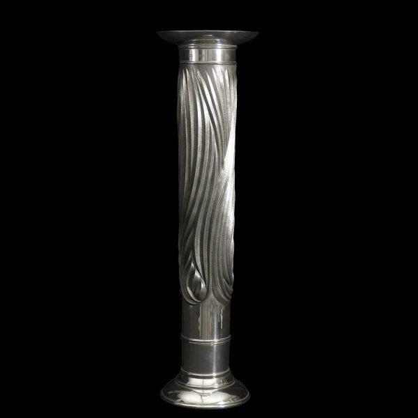 A Modern Silver Vase