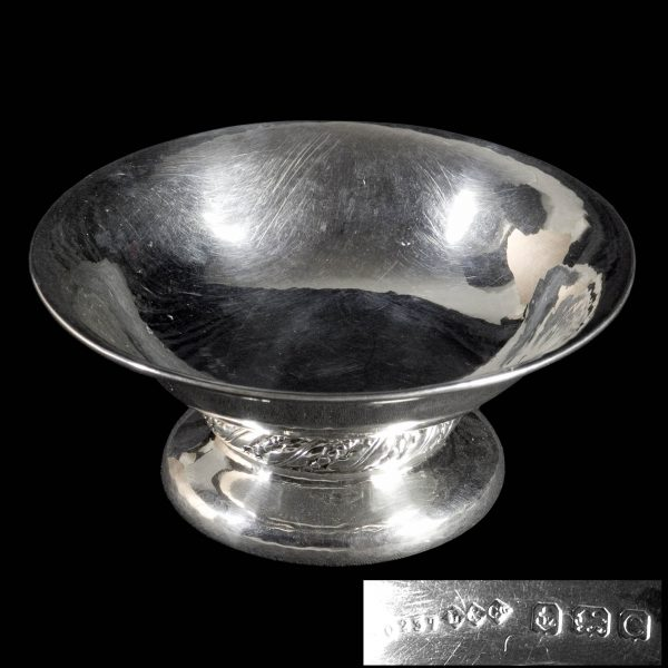 Liberty & Co Antique Silver Bowl