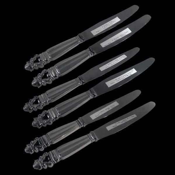 Acorn/Konge Pattern Table Knife